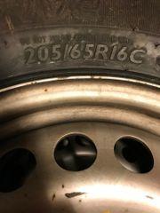 Dunlop Sommerreifen 205 65R16C für