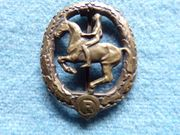 Orden Deutsches Reiterabzeichen in Bronze