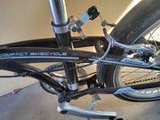 Klapprad Cyco Aluminium 7-Gang - Made