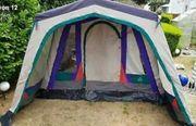 Hauszelt Bungalow-Zelt BEST-CAMP VARIO für 2