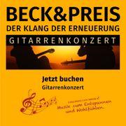 BECK PREIS Gitarrenkonzert - Musik zum
