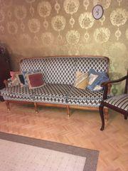 Vintage Sofa Cabriolet