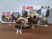 Lego Star Wars Yodas Hütte