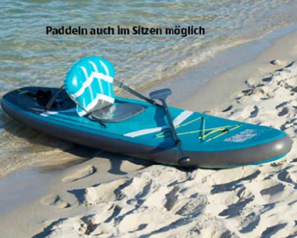 NEU OVP SUP crane Stand-Up-Paddle-Board-Set