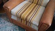 3 Sessel 70er 80er Jahre