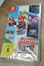 Super Mario 3D World eingeschweißt