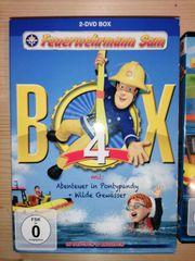 Feuerwehrmann Sam Box 4 mit