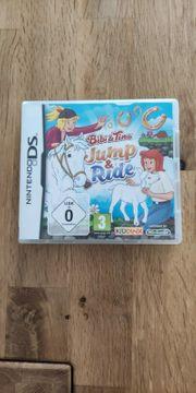 Nintendo DS Spiel Bibi Tina