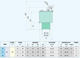 Milchtank 300 Liter: Kleinanzeigen aus Frastanz - Rubrik Landwirtschaft, Weinbau