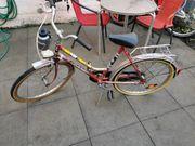 Oldtimer Mädchen Fahrrad von 1978