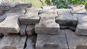 Pflastersteine Betonsteine ca 20 qm