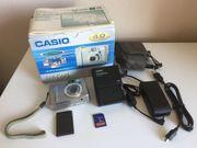 Casio QV-R4 Digitalkamera