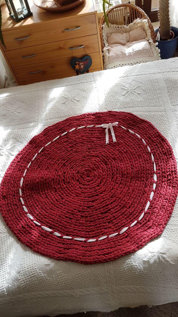 Outdoor -Teppich im skandinavischen Stil