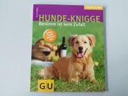 Büchlein Hunde-Knigge
