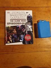 Star wars Buch und Shuffle