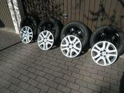 Opel Astra K Winterräder auf
