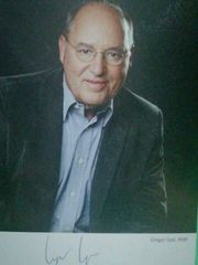 Gregor Gysi Autogrammkarte Kostenloser Versand