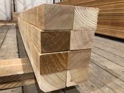 Sibirische Lärche Holzbalken Sibirische Lärche