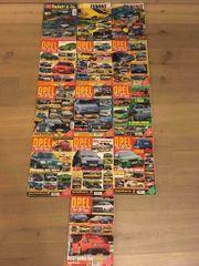 Opel Tuning Zeitschriften