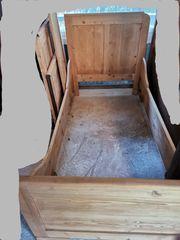 Holz Doppelbett