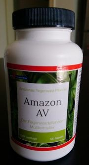 Amazon AV Regenwaldpflanzen Komplex 100