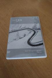 Saab 9-3 Navigations DVD für