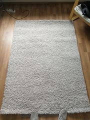 Teppich Weiß 120x170 cm