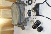 Minolta XD - 5 Spiegelreflexcamera für