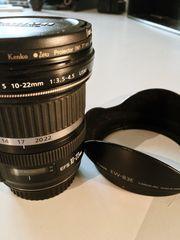 Canon EF-S 10-22mm USM f