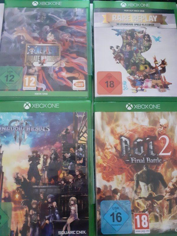 x box one Spiele