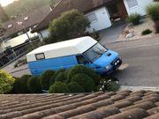Suche Abstellmöglichkeit für Wohnmobil
