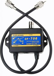 CF706 Duplexer KW-6m 2m-70cm 350W