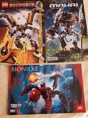 LEGO Konvolut Bionicle Exo Force