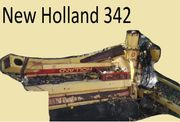 Feldhäcksler New Holland 342 neue