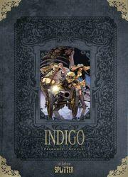 Comic Buch Feldhoff INDIGO Feldhoff