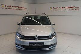 VW Touran, Sharan - VW Touran 1 6 TDI