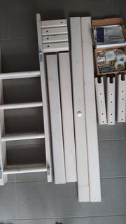 Verschenke Flexa Kinderbett Ersatzteile