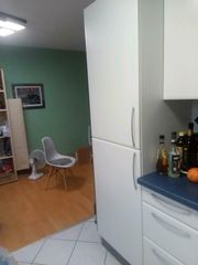 Große Einbaukühlschrank Einbaugefrierschrank-Kombination