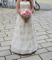 Brautkleid Hochzeitskleid Lilly Gr 38