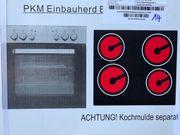 PKM Einbau Herd-Set Original verpackt
