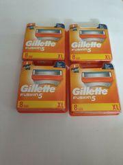 Gillette Fusion 5 Rasierklingen 4x8