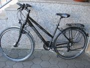 Sportliches Damen Trekking-Fahrrad 28 Staiger