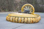 Kestrel Hovercraft mit Rotax 503