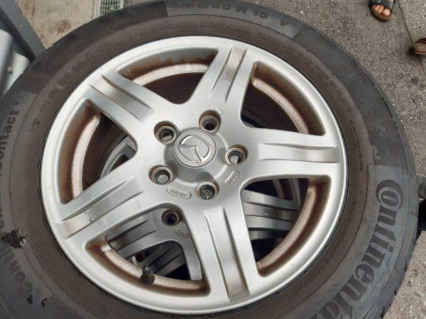 Kompletträder Mazda 3