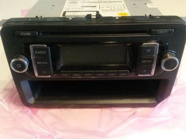 VW-Autoradio RCD210 MP3 RCD 210