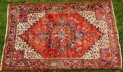 Orientteppich Heriz antik 348x235 T095
