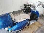 Motorroller Retro Roller 50er