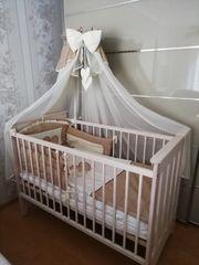Kinderbett Gitterbett
