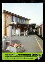 Heimat-Jahrbuch 2004 des Kreises Altenkirchen