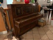 Antikes Klavier Nussbaum Joh Kuhse